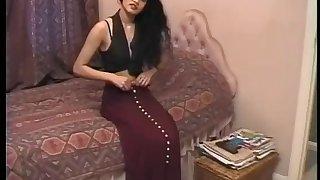 Shabana Kausar Brit Indian Nymph Manustupration