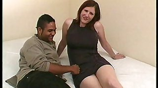 Sinthya has will not hear of gradual humble tits groped in interracial amateur fuck fest
