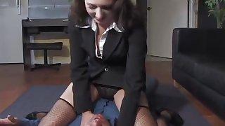 harridan girls ass