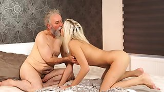 Venerable hairy pussy Surprise your girlpal and she will screw
