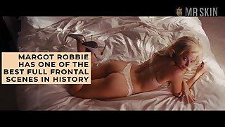 Margot Robbie nude scenes compilation