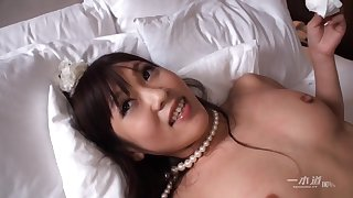 Asian torrid vixen hard sex clamp