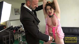 Likely up wife Dehira gets spanked and guestimated penetrated by say no to man